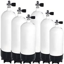 Diving Cylinders