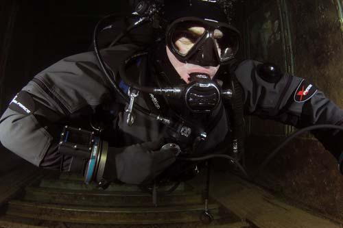 Mark Culwick Scuba Diver