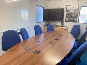 ScubaQuest Training Room