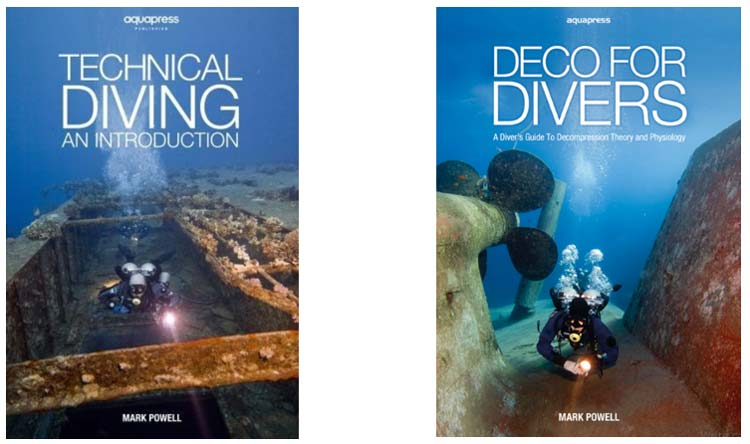 Mark Powell Books. Technical Diving & Deco for Divers