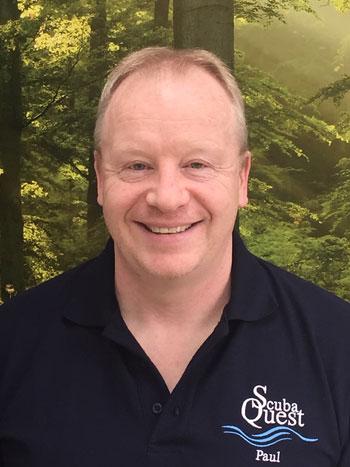 Paul Roche - ScubaQuest