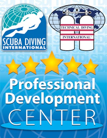 ScubaQuest SDI & TDI 5 Star Professional Development Centre