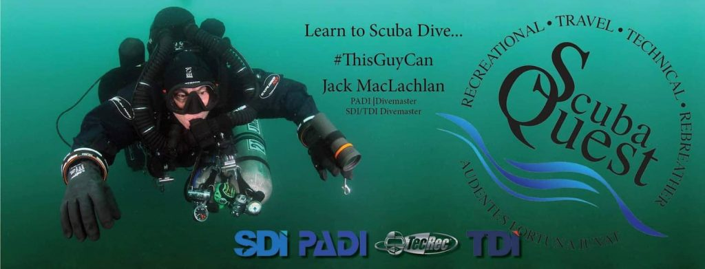 Jack Maclachlan - Learn to Scuba Dive