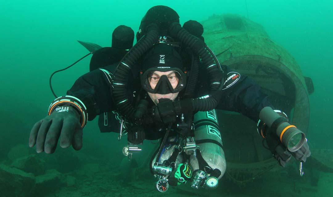 TDI Technical Scuba Diving Courses from ScubaQuest